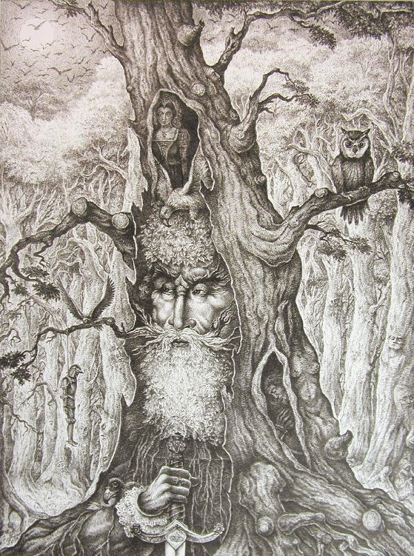 Old Forest King