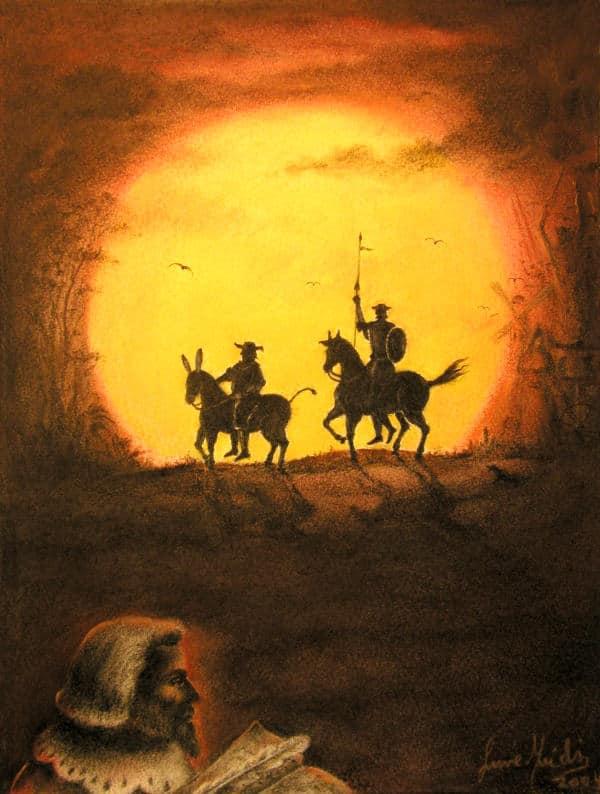 Don Quixote DeLa Mancha