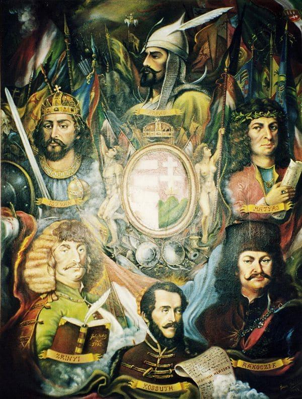 Hungarian Centuries