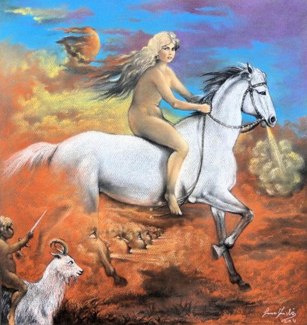 Wild Horse Ride