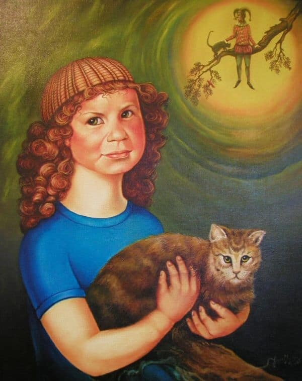 Kate and the Cat